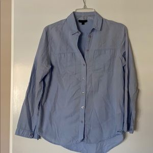TOP SHOP lightweight denim shirt